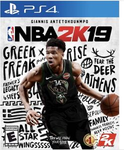 PS4 2k19 video game sealed