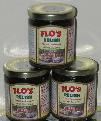 Flos Famous Hot Dog Relish
