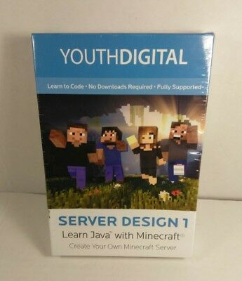 Sealed Software Youthdigital Server Design 1 Learn Java Minecraft Youth Digital