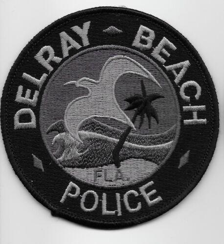 SWAT SRT  Delray Beach Police State Florida FL