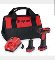 Snap-on cordless 14.4 v screwdriver lithium ion