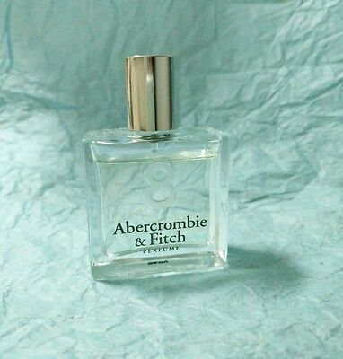 Abercrombie & Fitch Womens 8 Perfume 1 fl oz / 30 mL Vintage Bottle Original!