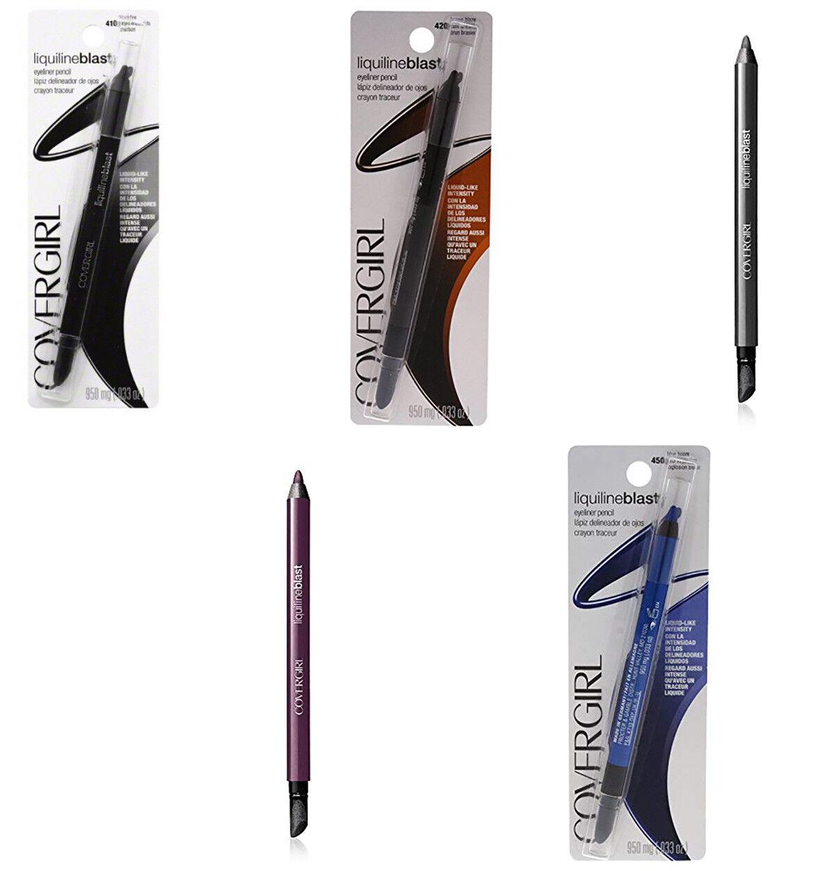 Covergirl Liquiline Blast Eyeliner Pencil NEW Choose Your Sh