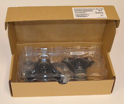 Box Of 2 Polycom Soundstation Ip 7000 Extended Microphone New 2200-40040-001