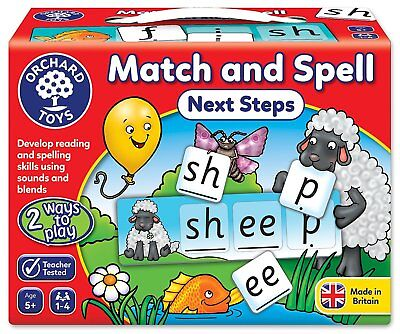 Orchard Toys Match and Spell Next Steps Board (Toys And Games)