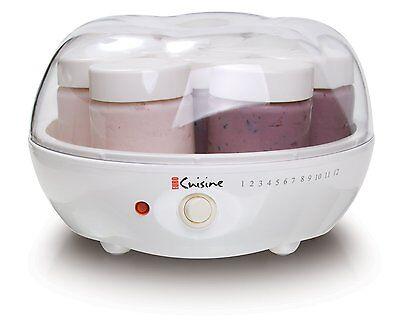 Euro Cuisine YM80 Yogurt Maker , New, Free Shipping