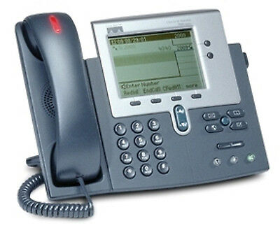 One Refurbished Cisco Unified Ip 7940g Phone Cp 7940 Telephone