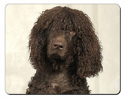 Irish Water Spaniel Dog Computer Mouse Mat Christmas Gift Idea, AD-IWSM