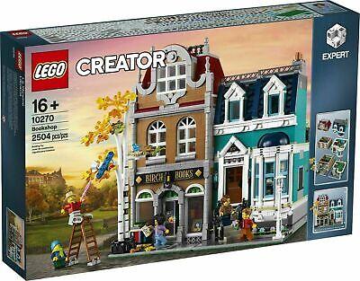 LEGO 10270 Creator Expert Bookshop  New Sealed Box