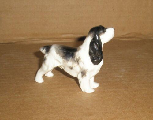 Royal Worcester Dog Figurine/ Spaniel