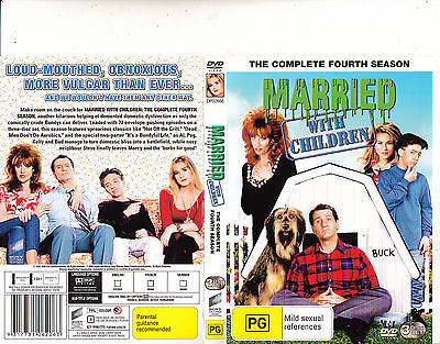 Married With Children-1987/1997-TV Series US[The Complete Fourth Season]-3 DVD