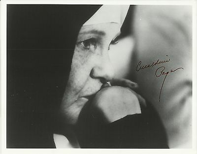 Geraldine Page - Prototype Autographed 8x10 Signed Photo