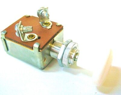 Universal Tractor Light Switch 20a1743 Push Pull 2 Blade Connection