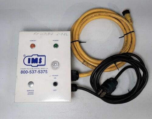 IMS PNEU-CON Whisper Loader 115403 Mini Loader Vacuum Control 120V