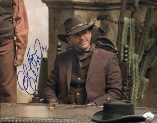 CLIFTON COLLINS JR Hand Signed WESTWORLD 11x14 Photo Autograph JSA COA Cert