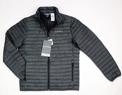 Mens Microlight Jacket - New Eddie Bauer Men's Microlight Traveler Down Jacket Grey S, M, L, XL, XXL