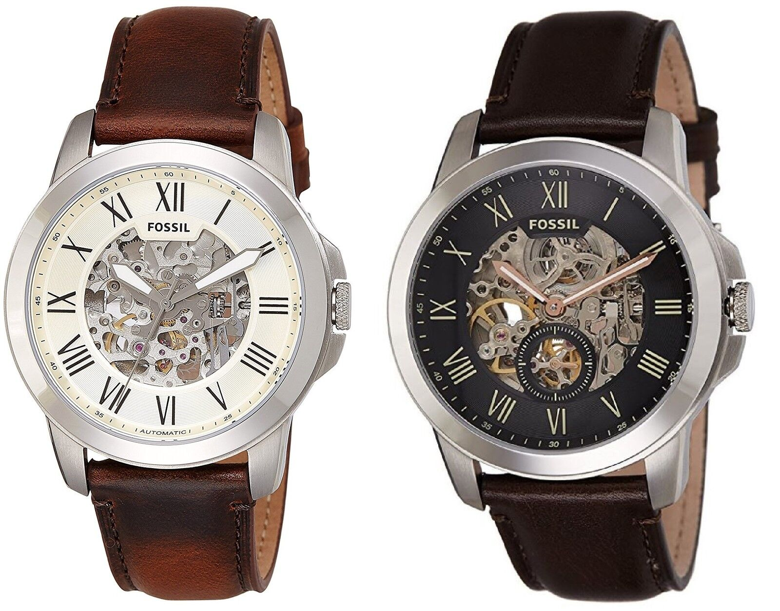 watches new guru womens models grant wristwatches for fossil
