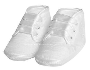 BABY BOYS CHRISTENING SHOES IVORY/CREAM,WHITE SPECIAL OCCASION BAPTISM BOOTS