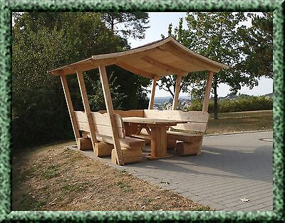 Gartenmöbel.Holzmobel..Pavillon aus Lärche,Gartenmöbel..