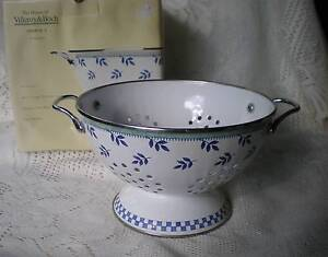 Villeroy & Boch Switch 3 Colander Porcelain on Steel  New in box Browns Plains Logan Area Preview