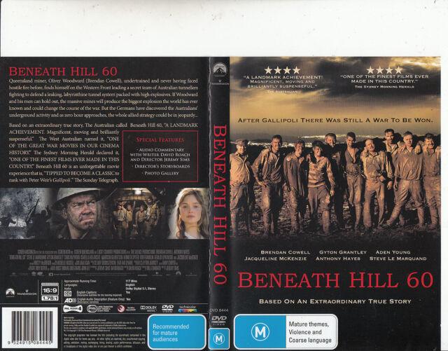 Beneath Hill 60-2010-Brendan Cowell-Australia Movie-DVD