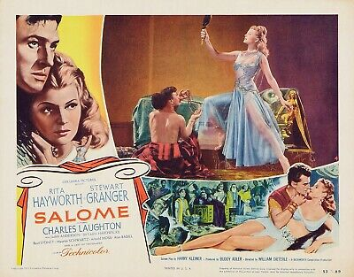 salome 1953 historical drama rita hayworth stewart granger dvd