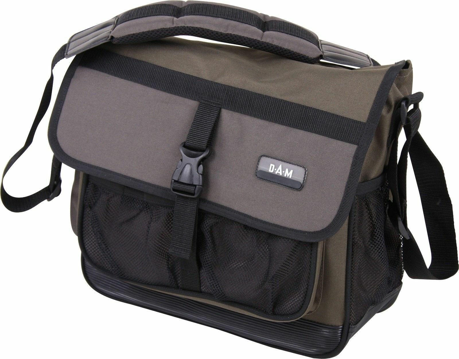 DAM Spinning Bag Medium Angeltasche mit 4 Boxen Spinntasche Zubehörstasche