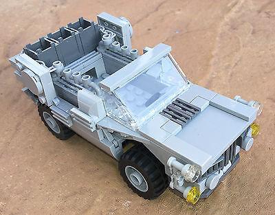 3 x Lego Random Car Go Kart Vehicle Base Chassis Build Your Own Custom Racers