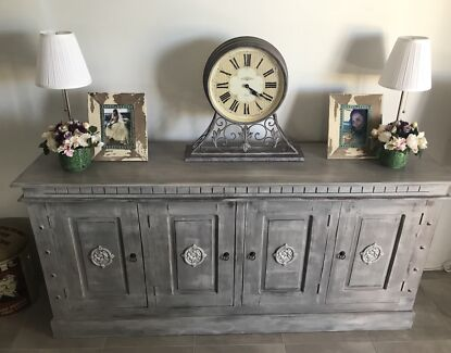 Buffet/TVUnit/ Cabinet/ShabbyChic/Rustic/CountryChic/FrenchProvincial