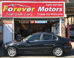2004 BMW 320i 2.2 AUTOMATIC SEDAN Long Jetty Wyong Area Preview