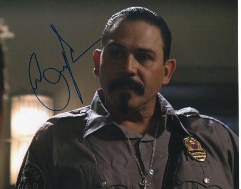 Emilio Rivera Sons of Anarchy TV Show Marcus Alvarez Signed 8x10 Photo w/COA #4