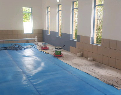 Capital tiling and waterproofing