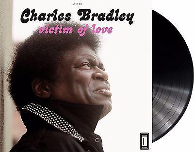 "Charles Bradley ""victim of love"" Vinyl LP + MP3 NEU Album 2013"