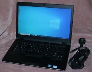 """Dell Latitude 6430u 14"""" Ultrabook Intel i5-3437 CPU 8GB RAM 128GB SSD"""