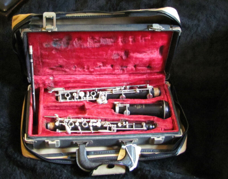 Oboe, Noblet grenadilloa wood, reconditioned/ Price reduced