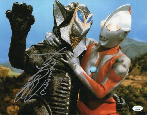 Bin Furuya Autograph Signed 8x10 Photo - Ultraman (JSA COA)