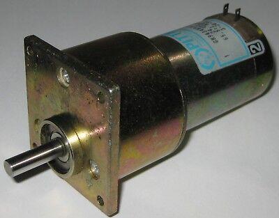 Pittman 45 Rpm Gearhead 65.51 Ratio Precision Motor- 24 Vdc - Gm9434 - 0.25 D