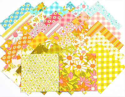 A Blooming Bunch Charm Pack From Moda - (42) 5