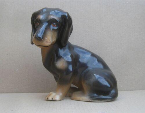 Erphila Dachsund Puppy Figurine Germany