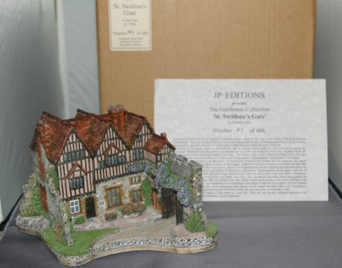 JP Editions Limited Edition Saint Swithun