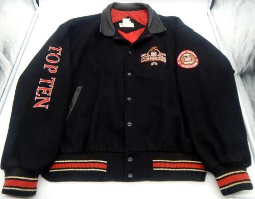 Vintage 2003 The All American Quarter Horse Congress Show Mens Wool Jacket Sz 2X