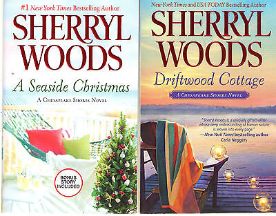 Partial Set Series - Lot of 7 Chesapeake Shores Hardcovers by Sherryl Woods