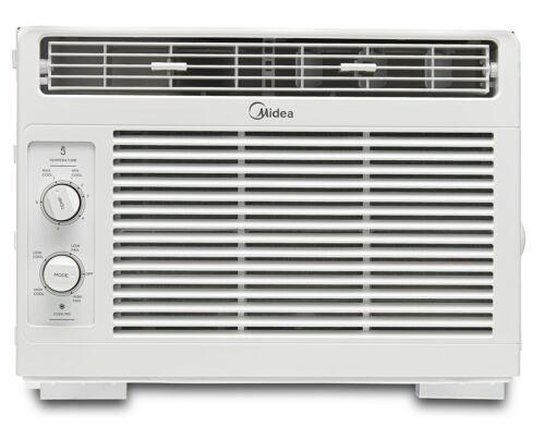 5,000 BTU 115V Mechanical Window Air Conditioner, MAW05M1WWT