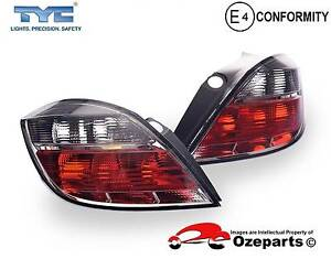 Holden Astra AH 5 Door Hatch Series 2 06~10 LH+Tail Light (Clear Dandenong Greater Dandenong Preview