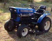 Iseki tractor Wandin North Yarra Ranges Preview
