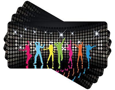 30 Stk Einladungskarten zum Geburtstag Ticket Karte Einladung Eintrittskarte