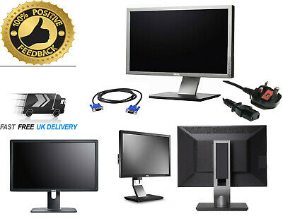 "Cheap 22"" / 19"" / 17"" / 15 "" LCD Widescreen monitor VGA / Main Included! Offer!!"
