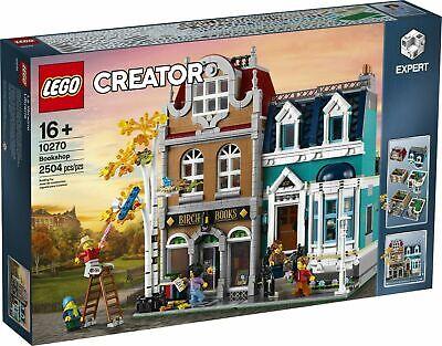 LEGO 10270 Creator Expert Bookshop - New in Sealed Box