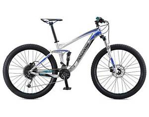 Dual Suspension Mongoose 27.5  Salvo Supa Sport 2018 RRP $1,299 Concord West Canada Bay Area Preview