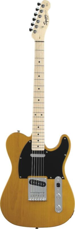 Affinity Telecaster Electric Guitar: Electric Guitar